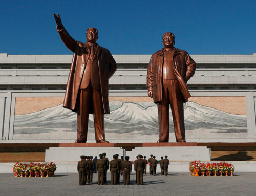 What short term trends in North Korea? B. Courmont