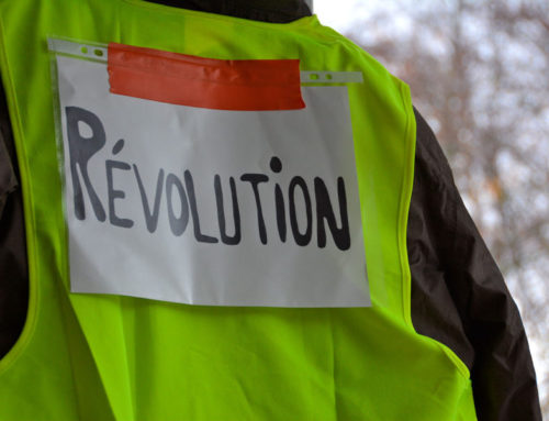 "The Yellow Vests and ""the people""– D. Dumitrica, M. Sommier"