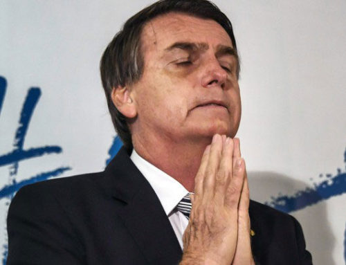 Jair Bolsonaro, Pentecostalists, and Brazil's dangerous drift. J. J. Kourliandsky