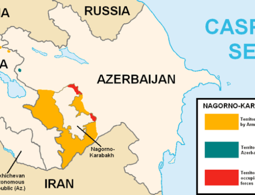 Where do we stand from Nagorno-Karabakh?