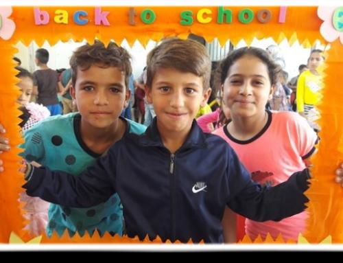 Obstacles for Syrian refugee children in Lebanon – B. Kustudic