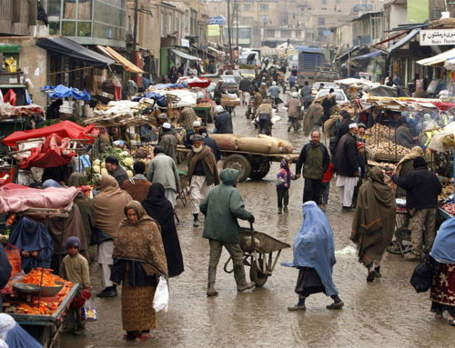 Why Afghans Fear the Day After –C. McQueeny